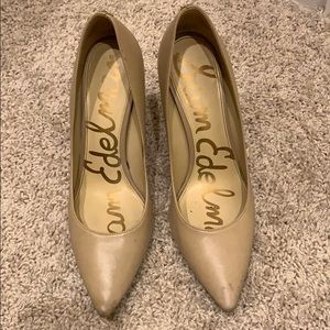 Sam Edelman Hazel Point Toe Heel 8.5